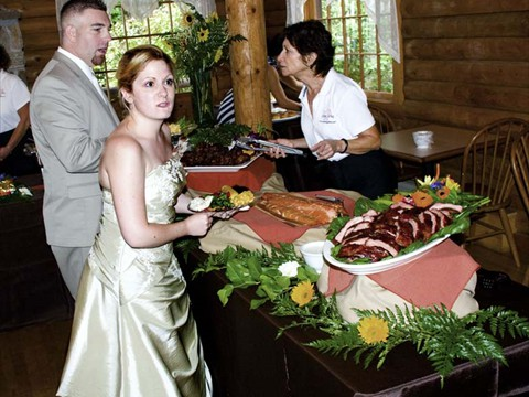 Let Smoking J's Cater Your Wedding or Special Event