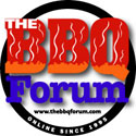 The BBQ Forum - Where the Pit Chefs go for Q & A.